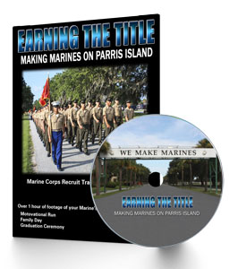 Order the Parris Island Graduation Video