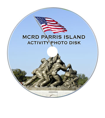 Parris Island Photo Disk