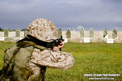 Photo by Combat Camera Parris Island